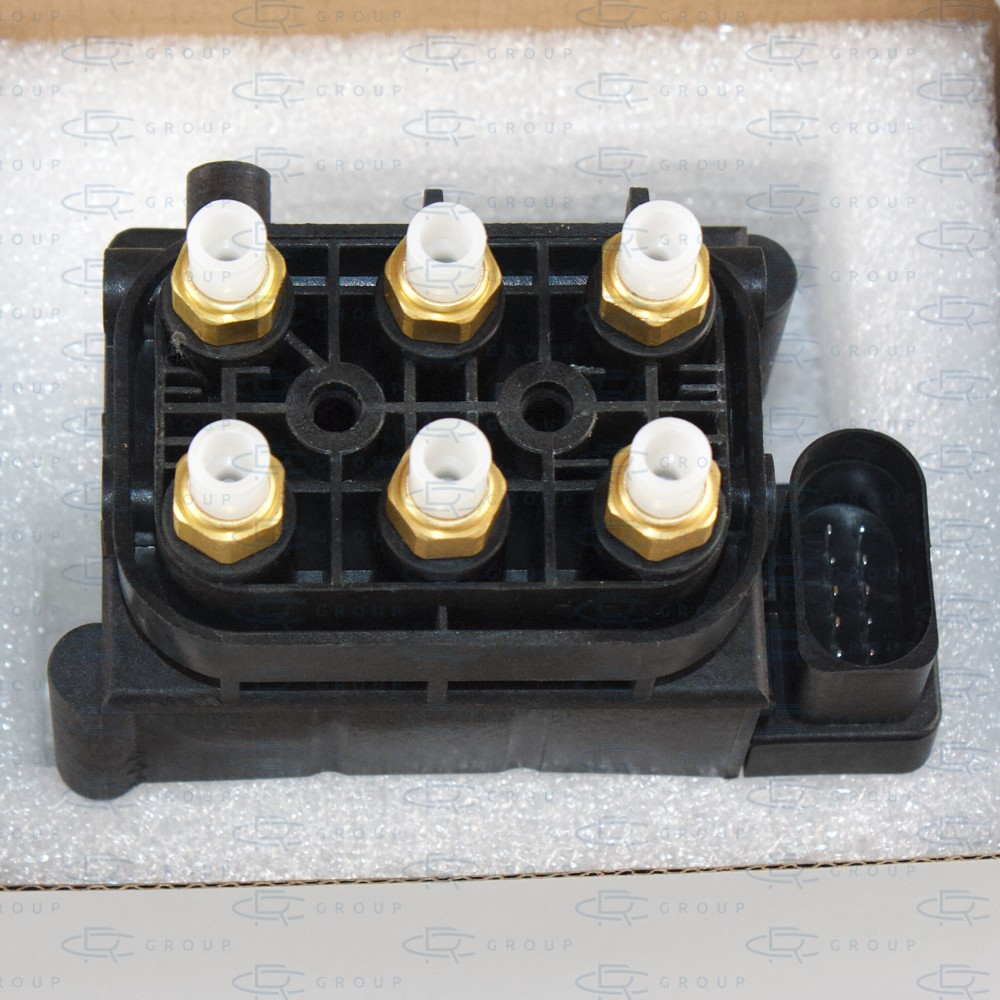 Блок клапанов Porsche Cayenne 955/957 (2003-2010) — оригинал