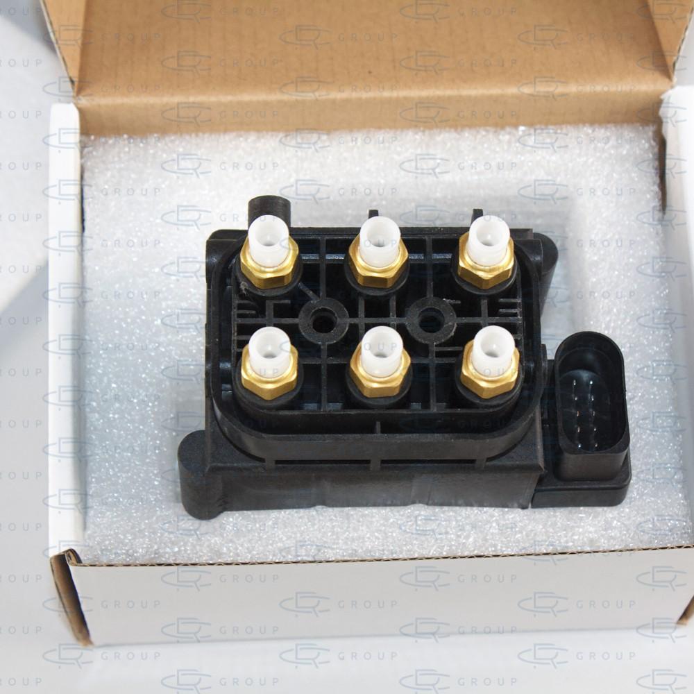 Блок клапанов Volkswagen Touareg II NF (2010+) — оригинал