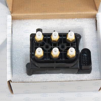 Блок клапанов Volkswagen Touareg II NF (2010+)