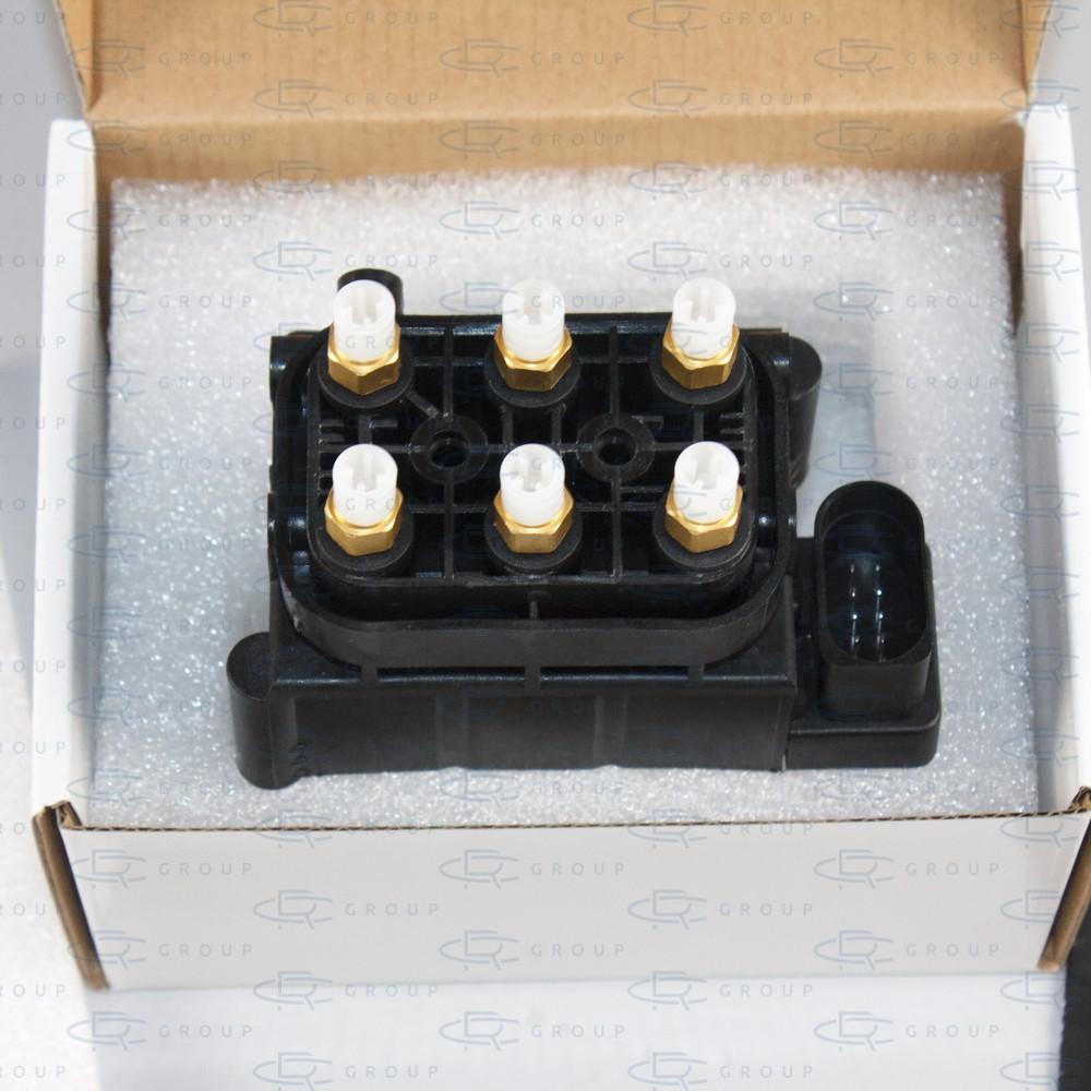 Блок клапанов BMW X5 E70 (2007-2013) — оригинал